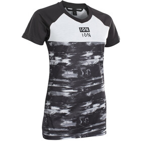 ION Scrub AMP Distortion Maillot à manches courtes Femme, black